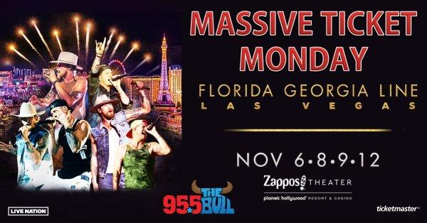 None - Massive Ticket Monday
