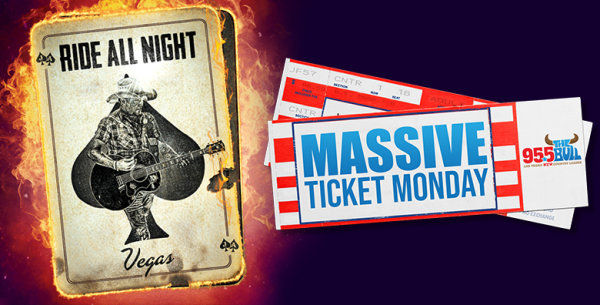 None - Massive Ticket Monday: Jason Aldean