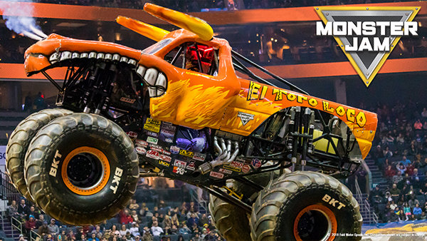 image for Listen To Win Tickets To Monster Jam!
