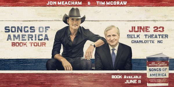 None - Songs of America Tour with Jon Meacham and Tim McGraw