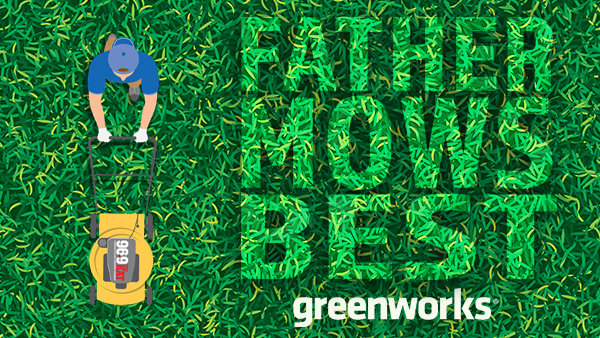 None - Father Mows Best