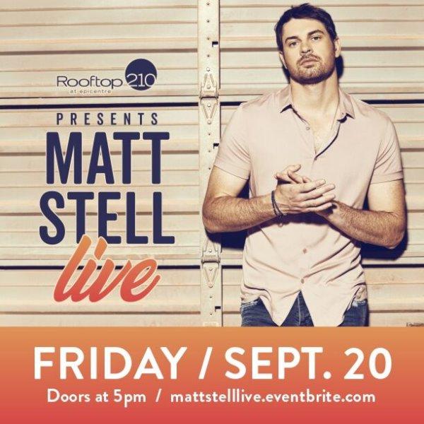None - Win Matt Stell Tickets!