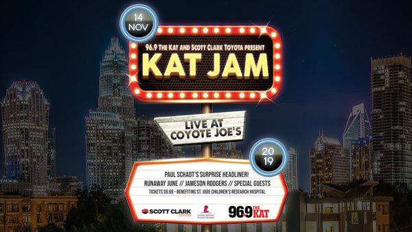 None - Win Kat Jam 2019 Tickets!