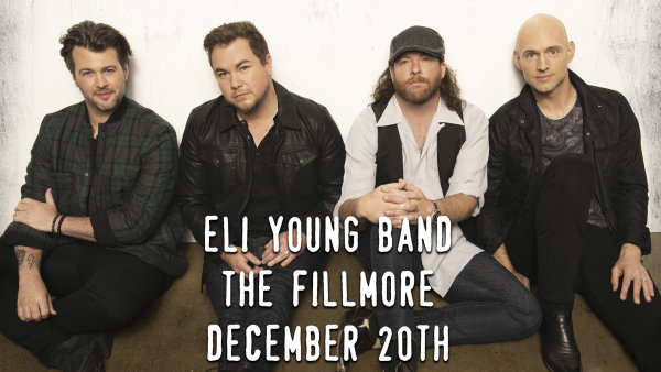 None - Win Eli Young Band Tickets!