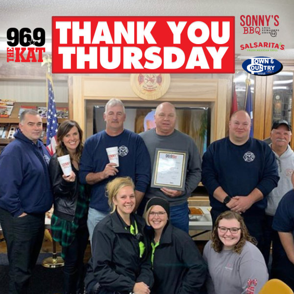 None -   Thank You Thursdays: Nominate a CLT Community Member for Free Lunch!