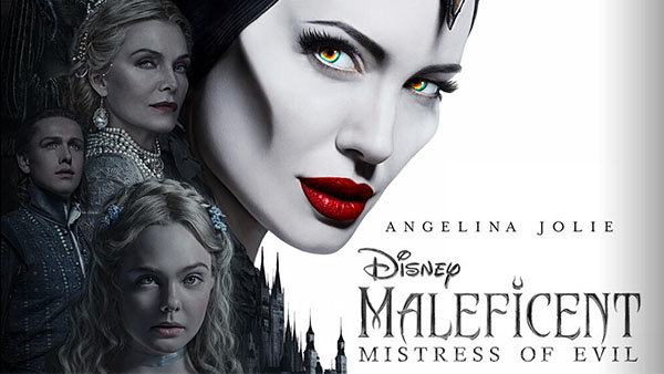 None - Win a copy of Maleficent: Mistress of Evil!