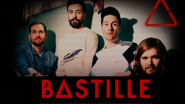 None - Win a pair of tickets to see Bastille at the Majestic Theater!
