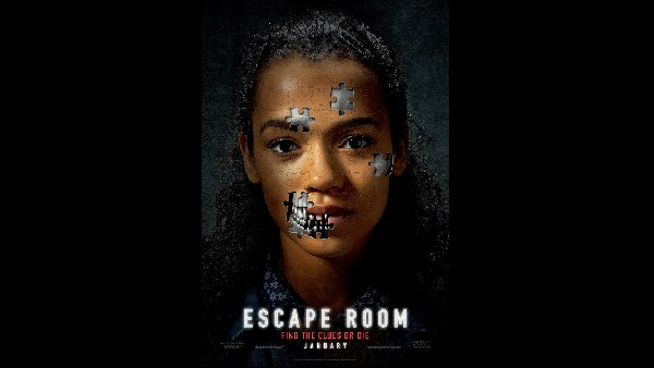 None - Win a pair of passes to an advanced screening of Escape Room!