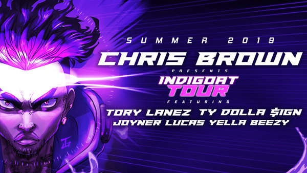 None - Win a pair of tickets to see Chris Brown at the AT&T Center!