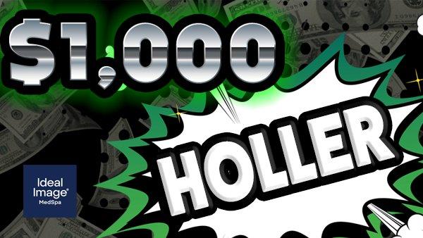 None - $1,000 Holler