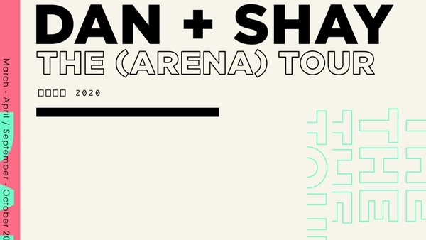 None - Win a pair of tickets to see Dan + Shay at the AT&T Center on March 19th!