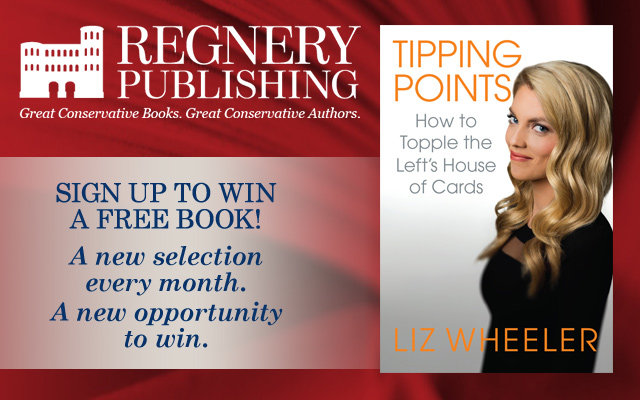 Regnery Book of the Month Contest - August 2019