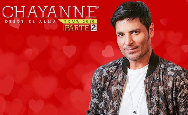 None - Chayanne paquete de Amor!