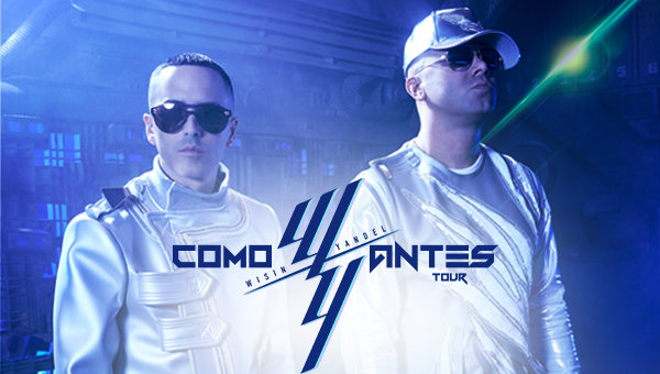 None - Gana Boletos al Concierto de Wisin & Yandel!