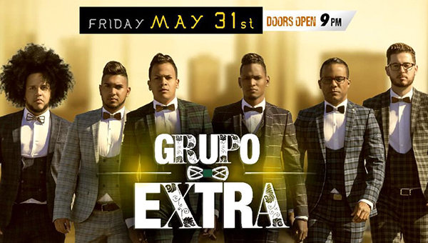None - Win Tickets to see Grupo Extra!