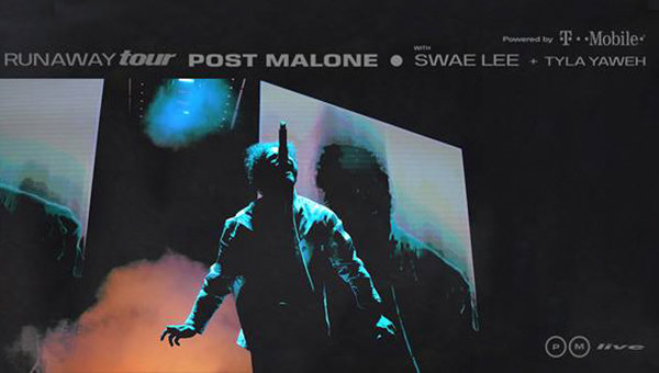 None - Register to win tickets to see Post Malone in Concert!