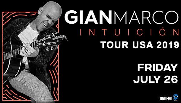 None - Gana Boletos  y Meet & Greets con Gian Marco!