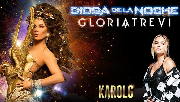 None - Gana Boletos al Concierto de Gloria Trevi & Karol G!