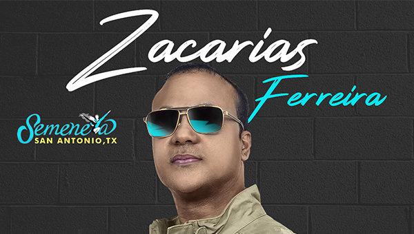 None - Gana Boletos al Concierto de Zacarias Ferreira