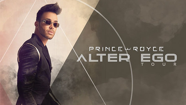 None - Register here to win Prince Royce Tickets!