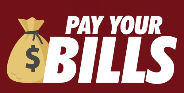 None - Pay Your Bills with KDON!