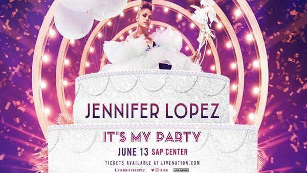 None - Jennifer Lopez It's My Party Tour!
