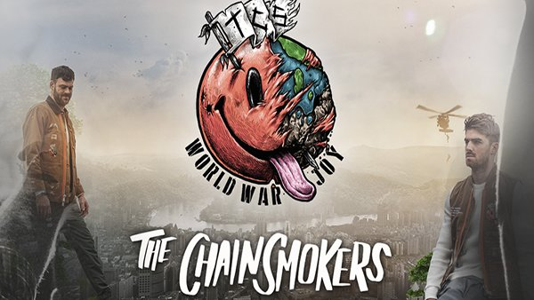 None - The Chainsmokers & 5SOS Live at Chase Center in SF!