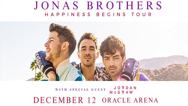 None -  Jonas Brothers Second Show Added!