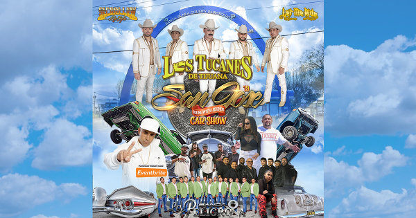 None -  Streetlow Magazine Car Show and Concert Presents Riding with Legends!