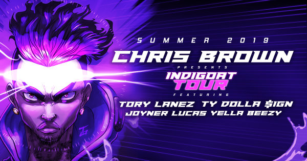 None - Chris Brown Live at the Oracle Arena!