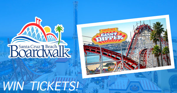 None - Boardwalk Tickets Giveaway!