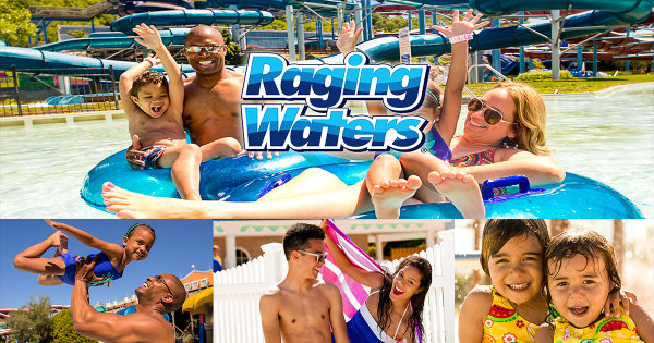 None - Win Your Raging Waters Tickets!