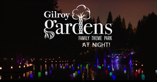 None - Gilroy Gardens at Night!!