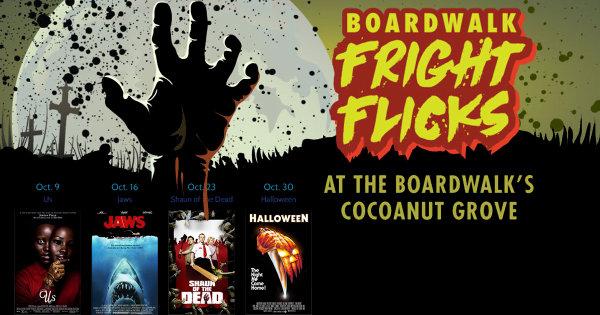 None - Boardwalk Fright Flicks!