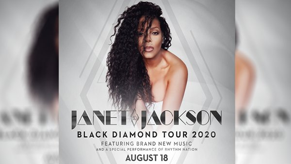 image for Janet Jackson At The SAP Center!