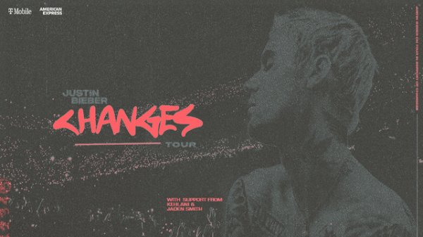 image for Justin Bieber Changes Tour!