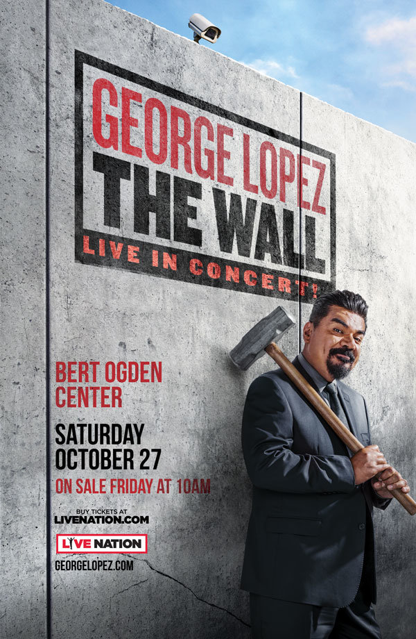 None - Register to win George Lopez Tickets!