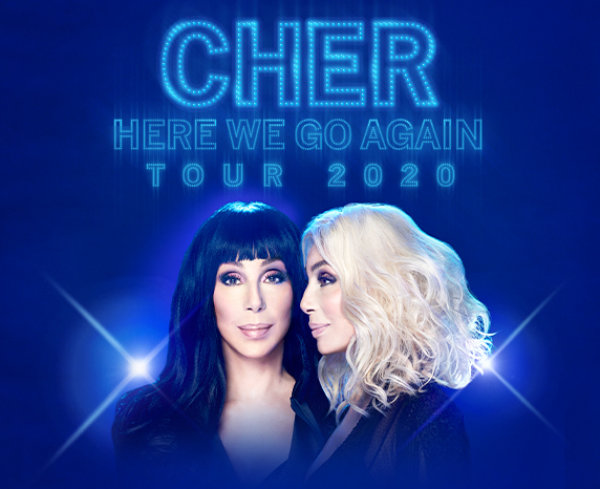 None - Cher withe Special Guest Nile Rogers with Chic March 8th