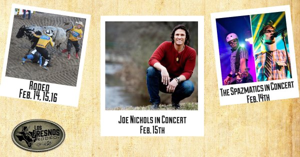 None - Spazmatics Feb. 14th at the Los Fresnos Rodeo