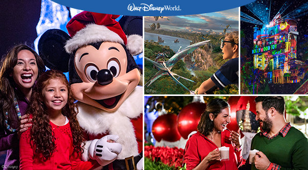 None - Win Four Florida Resident Platinum Disney Annual Passes!