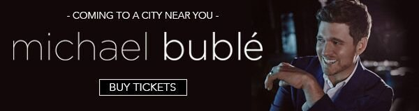 None - Two Tickets to See Michael Buble