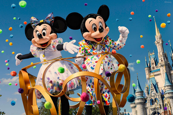 None -  Win 3- DayDiscover Disney tickets from Magic107.7!