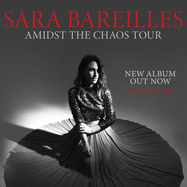 None - Two Tickets to See Sara Bareilles