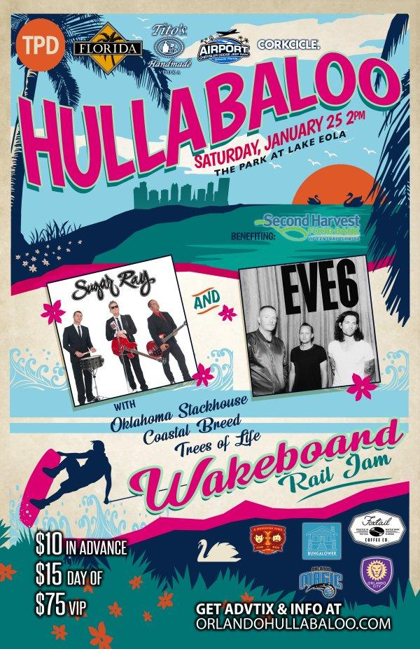 None - The Orlando Hullabaloo at Lake Eola!