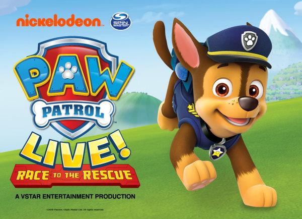 None - Gana Boletos Para Ver a PAW Patrol Live!