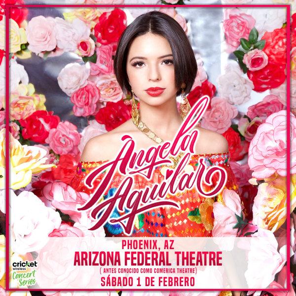 None - Gana Boletos Para Ver a Angela Aguilar!