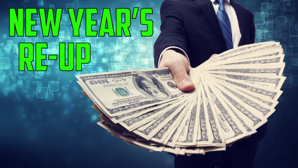 None - New Year's Re-Up - Listen To Win $1,000!