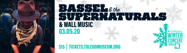 image for Win Bassel and the Supernaturals Tickets!