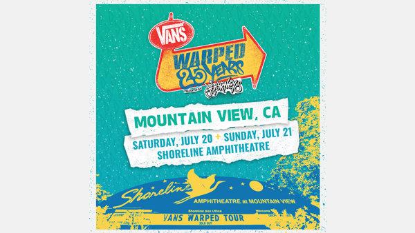 None - Vans Warped Tour 25 Years