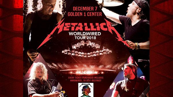 None - Metallica